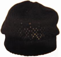 шапка-берет на вязальной машине