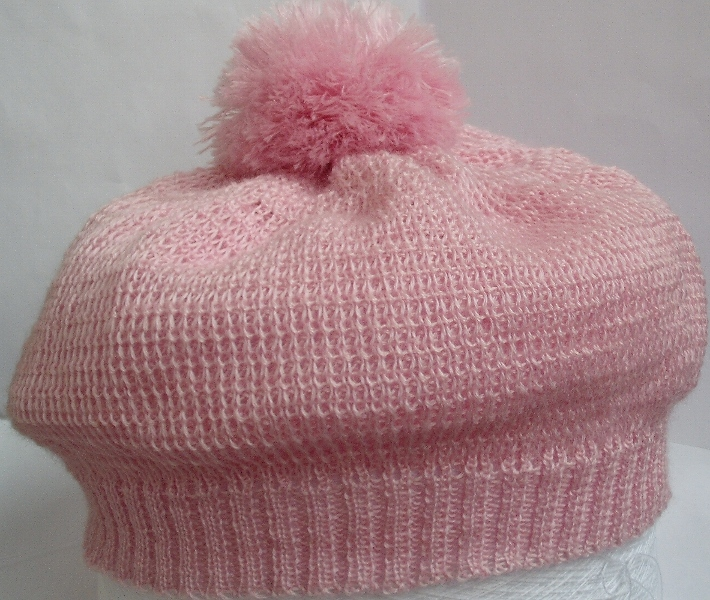 вязание шапка -резинка - Шапки.